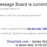 Three Major IQD Guru Websites Are Down Including Daddy and Vets